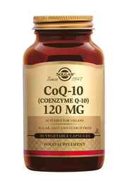 Co-Enzyme Q-10 120 mg
