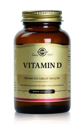 Nouveau: vitamine D comprimé à croquer | Solgar Vitamins