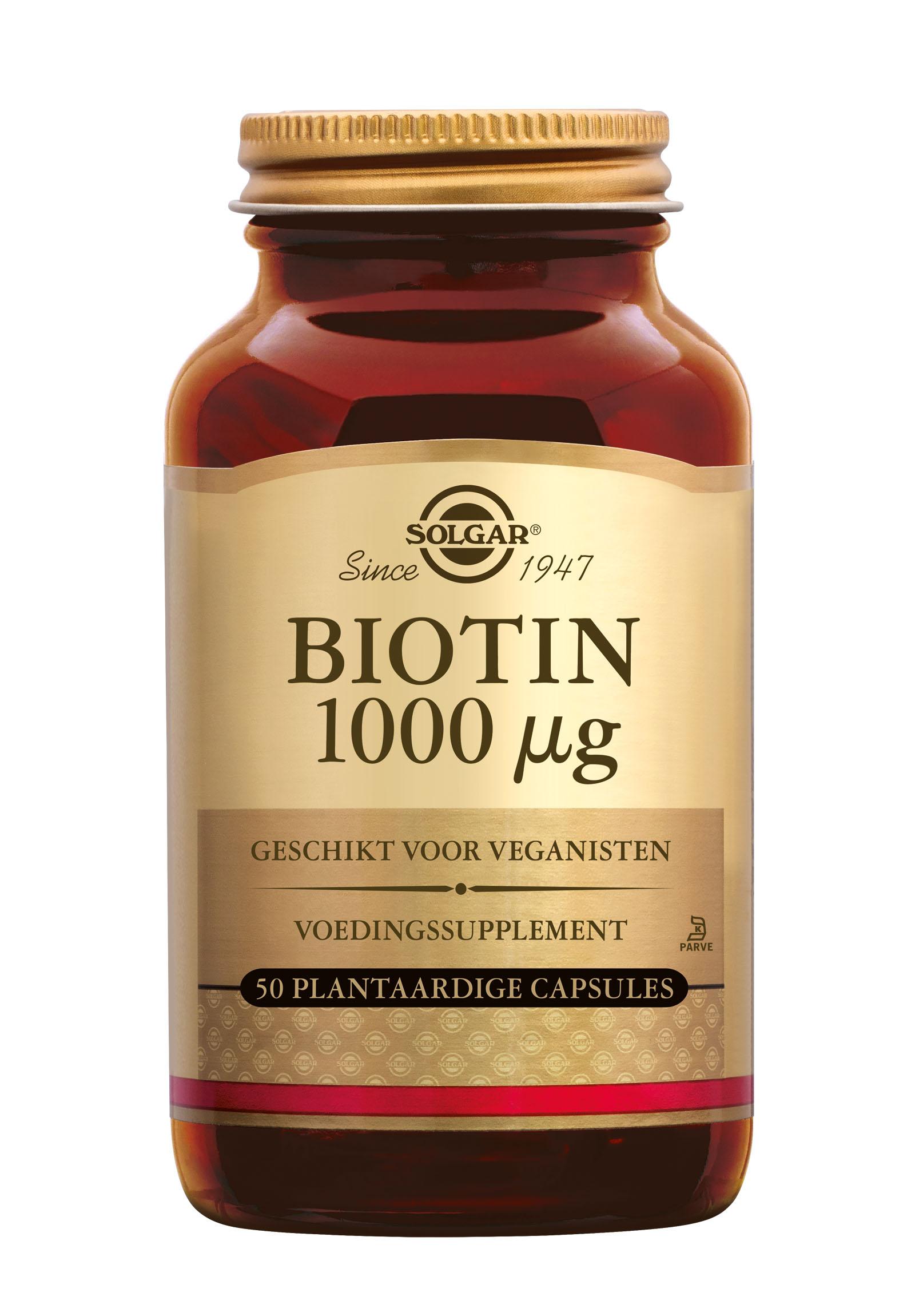 Biotin 1000 mcg