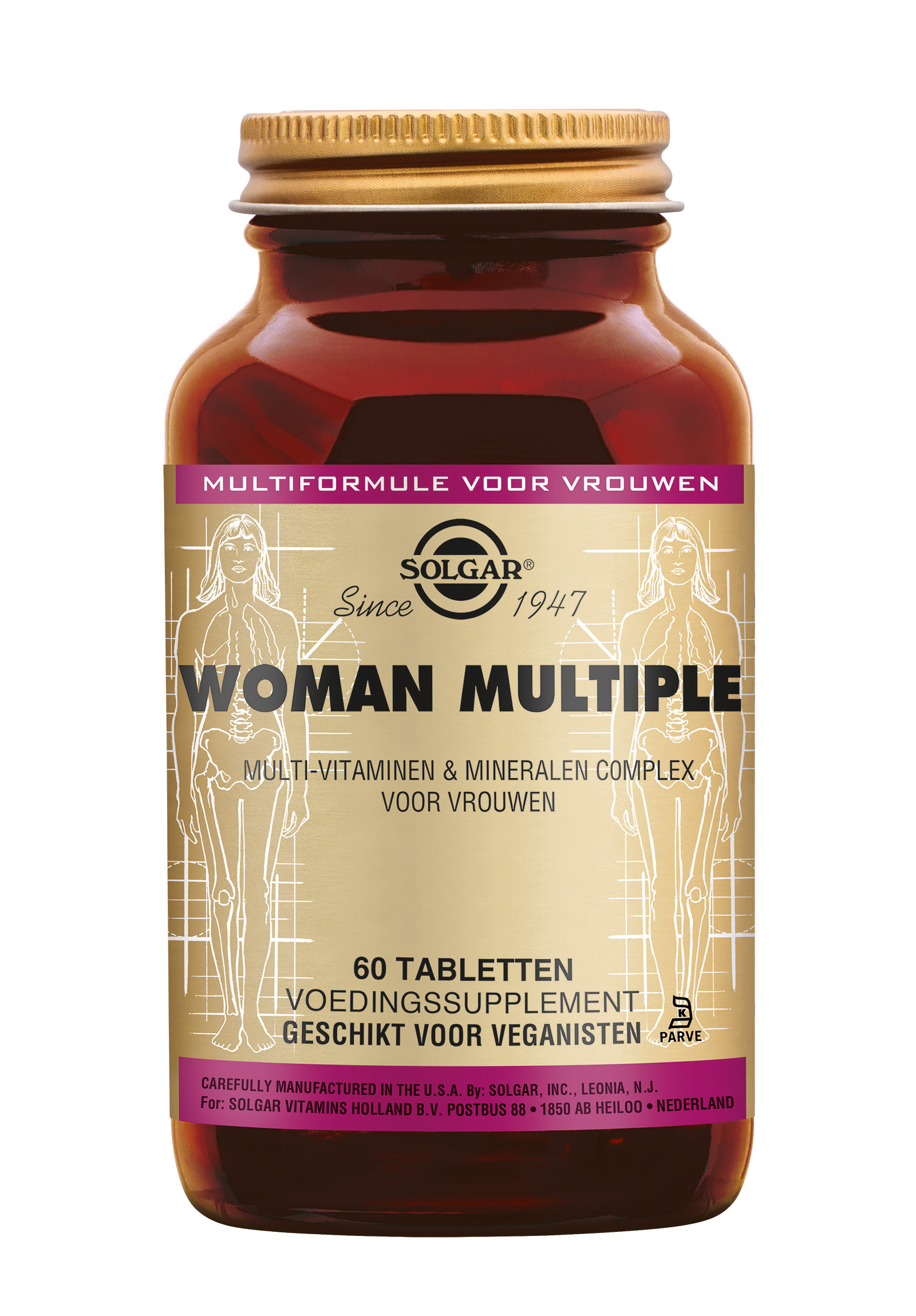 Woman Multiple