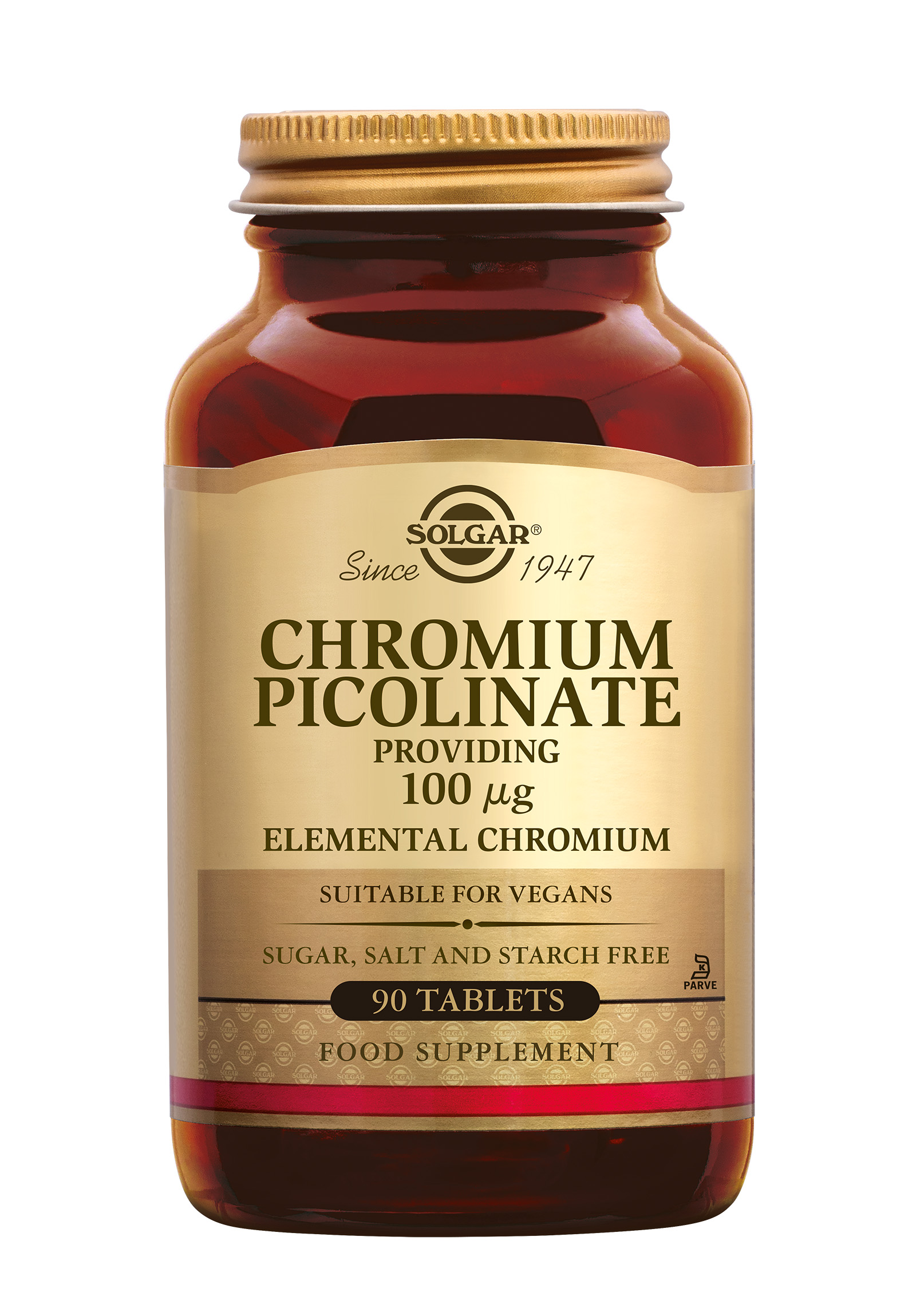 Chromium Picolinate 100 mcg