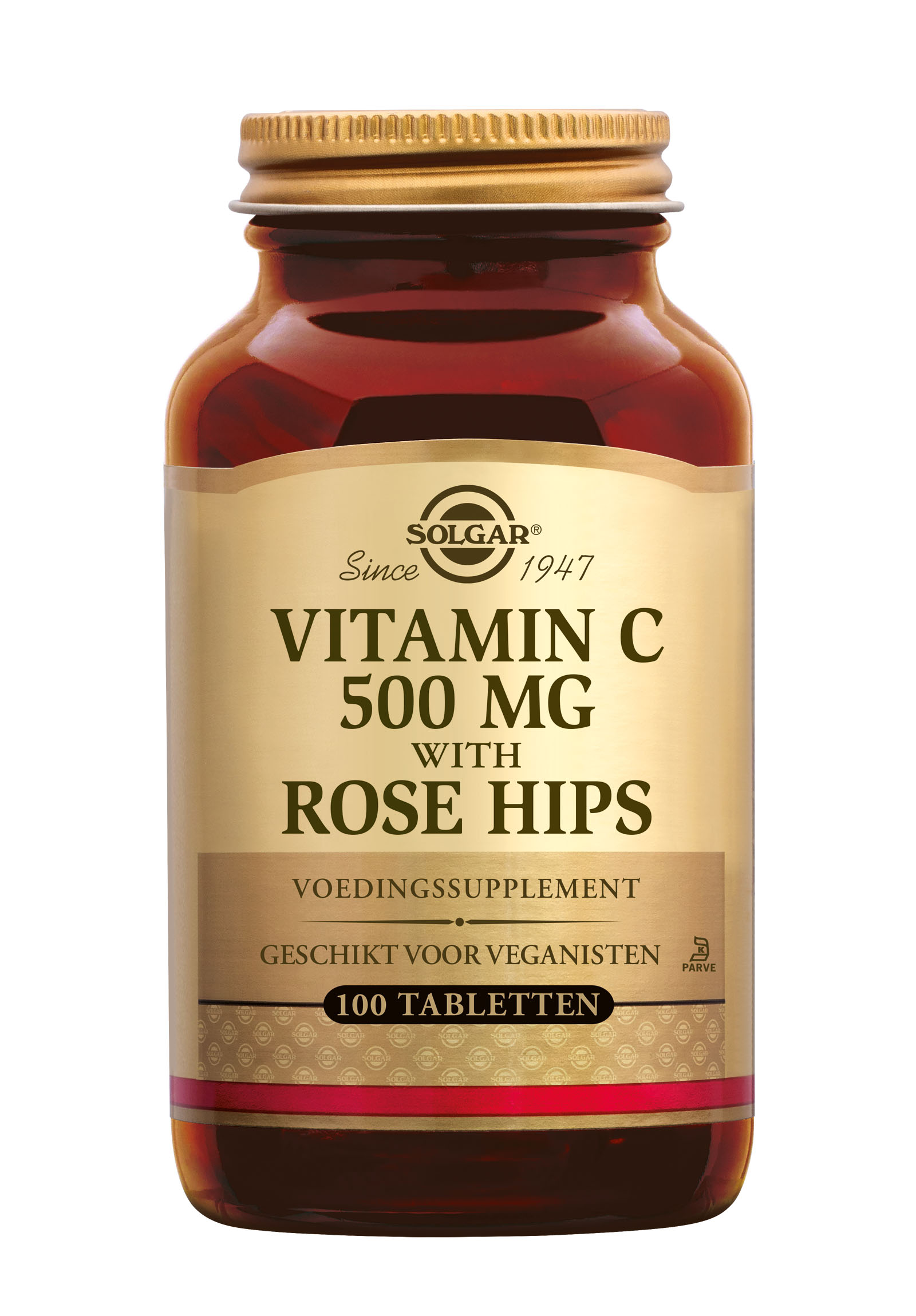 Vitamin C with Rose Hips 500 mg
