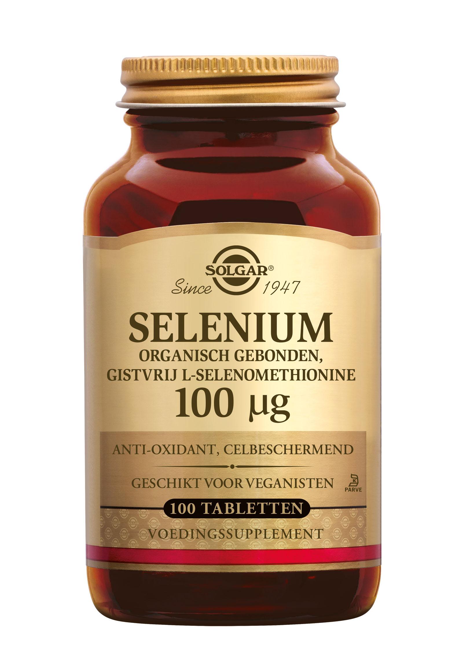 Selenium 100 mcg