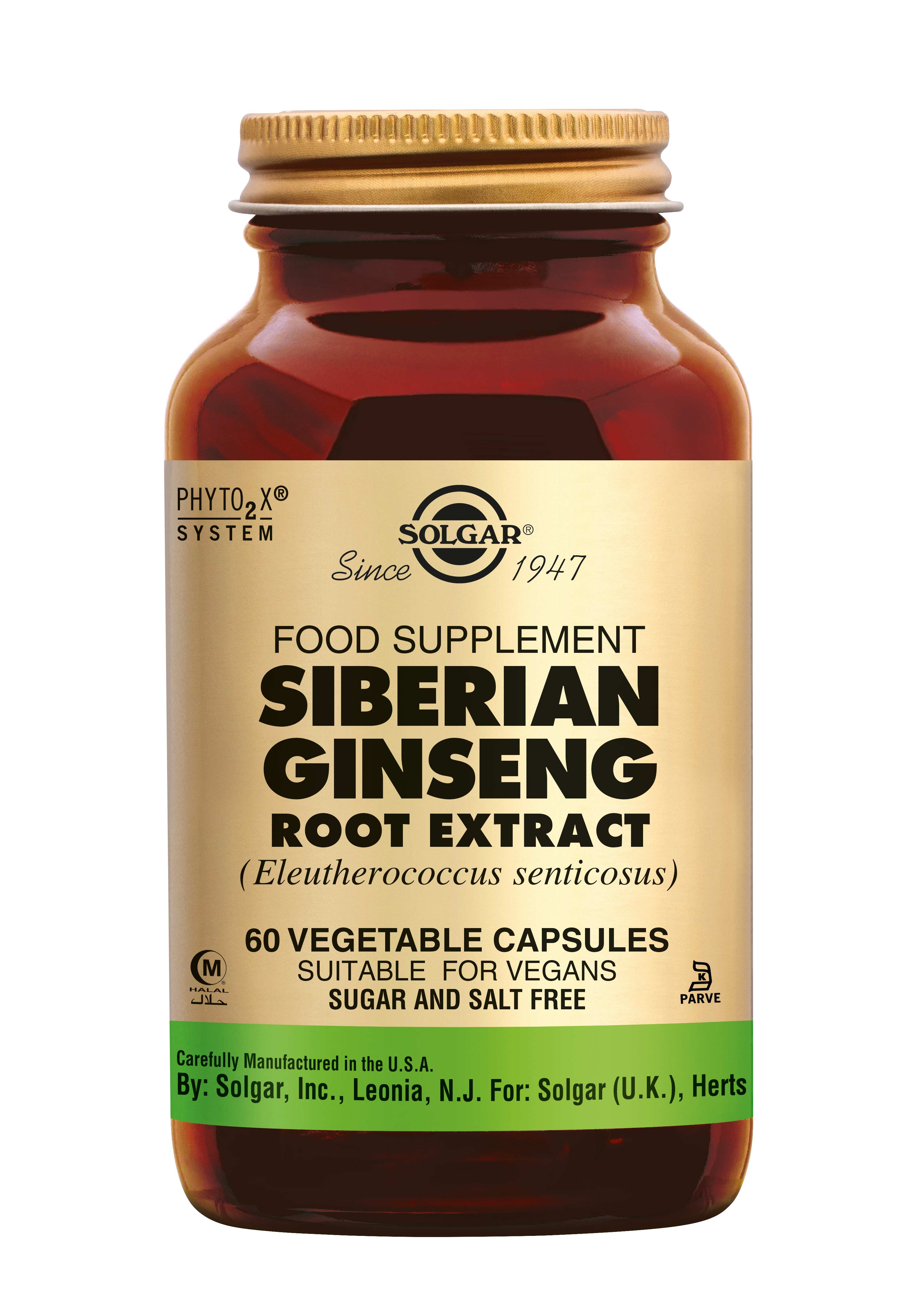 Ginseng Siberian Root Extract